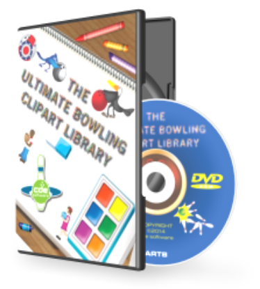 Picture of Ultimate Bowling Clipart Library